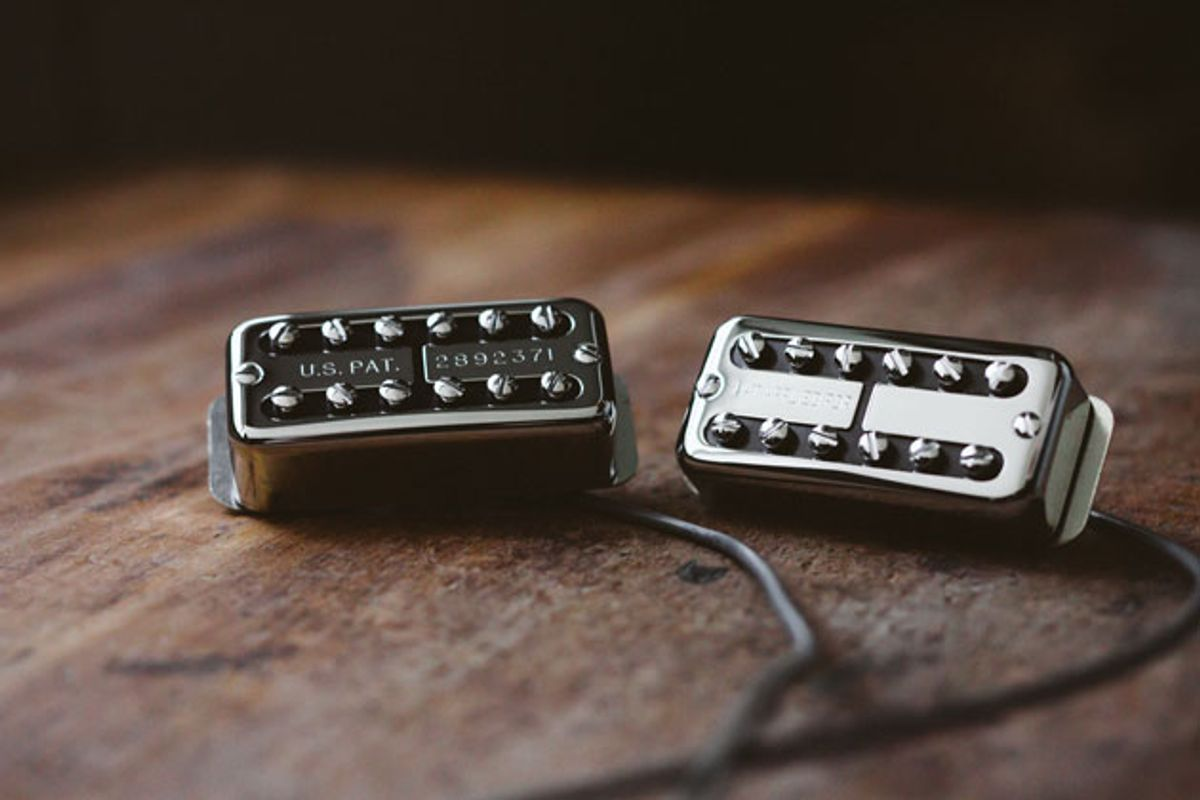 TV Jones Releases the Ray Butts Ful-Fidelity Filter'Tron Pickup