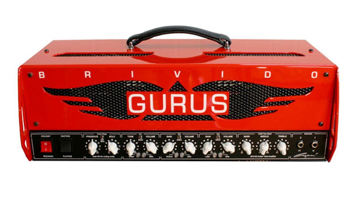 Gurus Amps Presents the Brivido Series