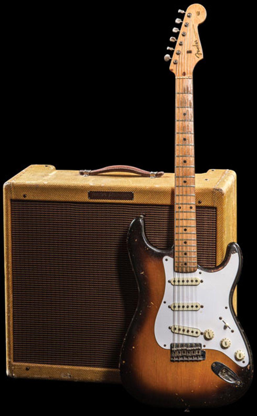 Vintage Vault: 1957 Fender Pro | Premier Guitar on