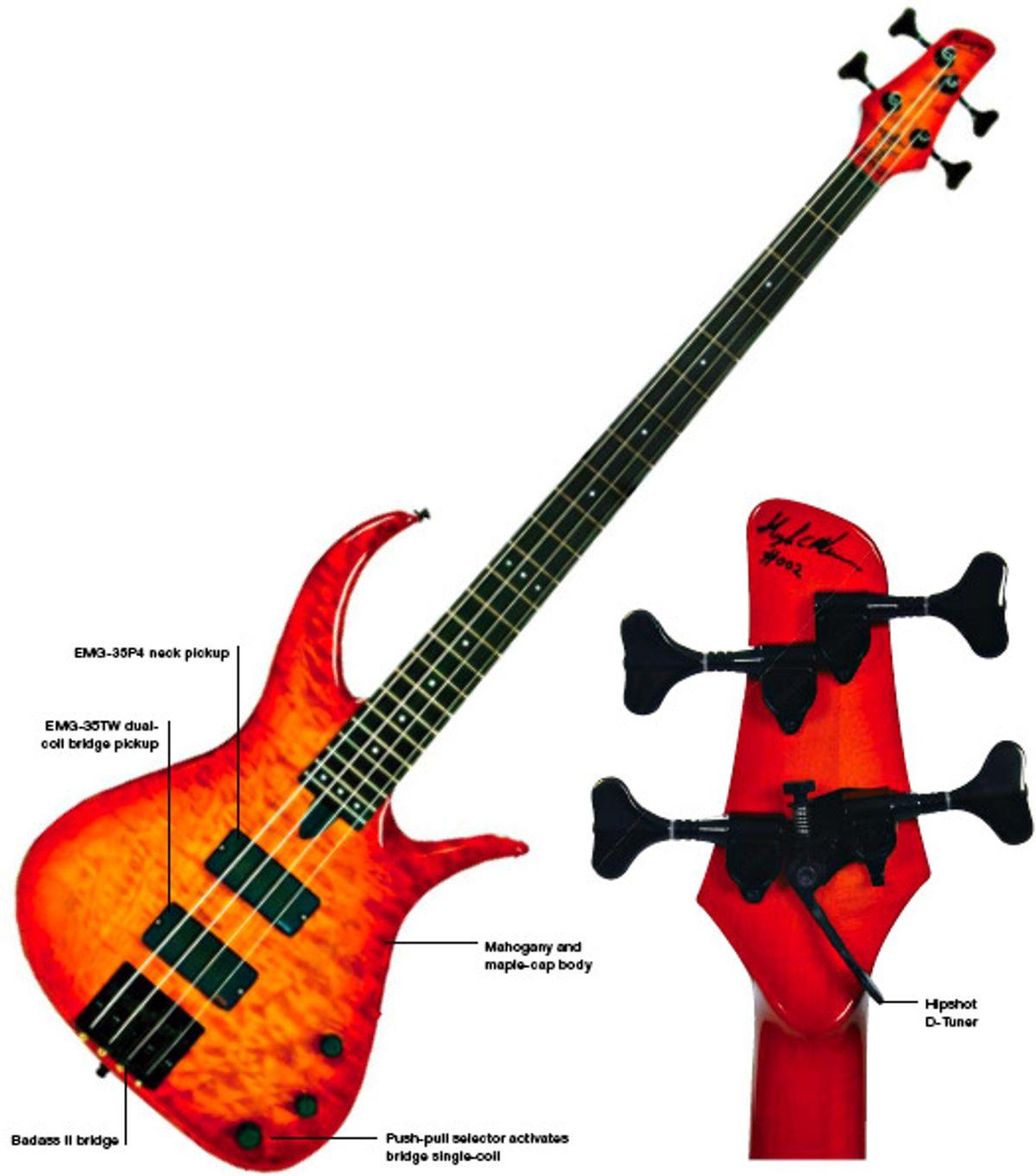 Manson Guitars E-bass John Paul Jones Signature Bass Review