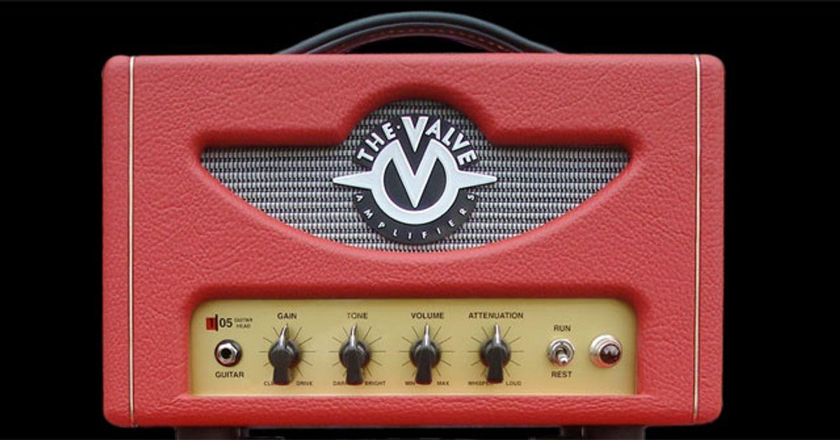 "Valve Amp Model 105 ""Bimbo"" Amp Review"