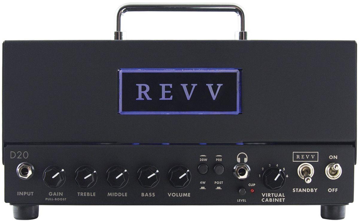 Revv D20 Review