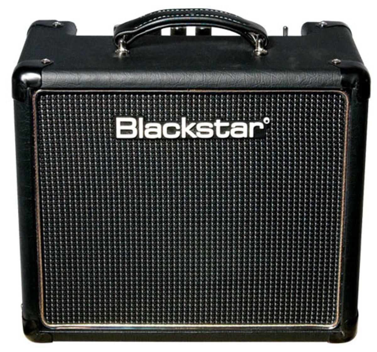 Blackstar HT-1R Amp Review