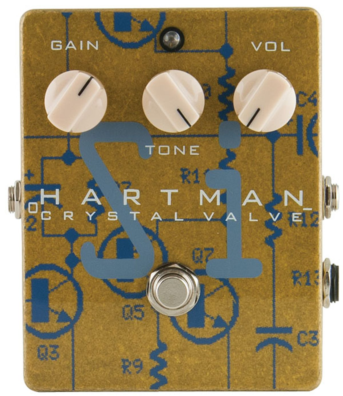Hartman Electronics Silicon Crystal Valve Pedal Review