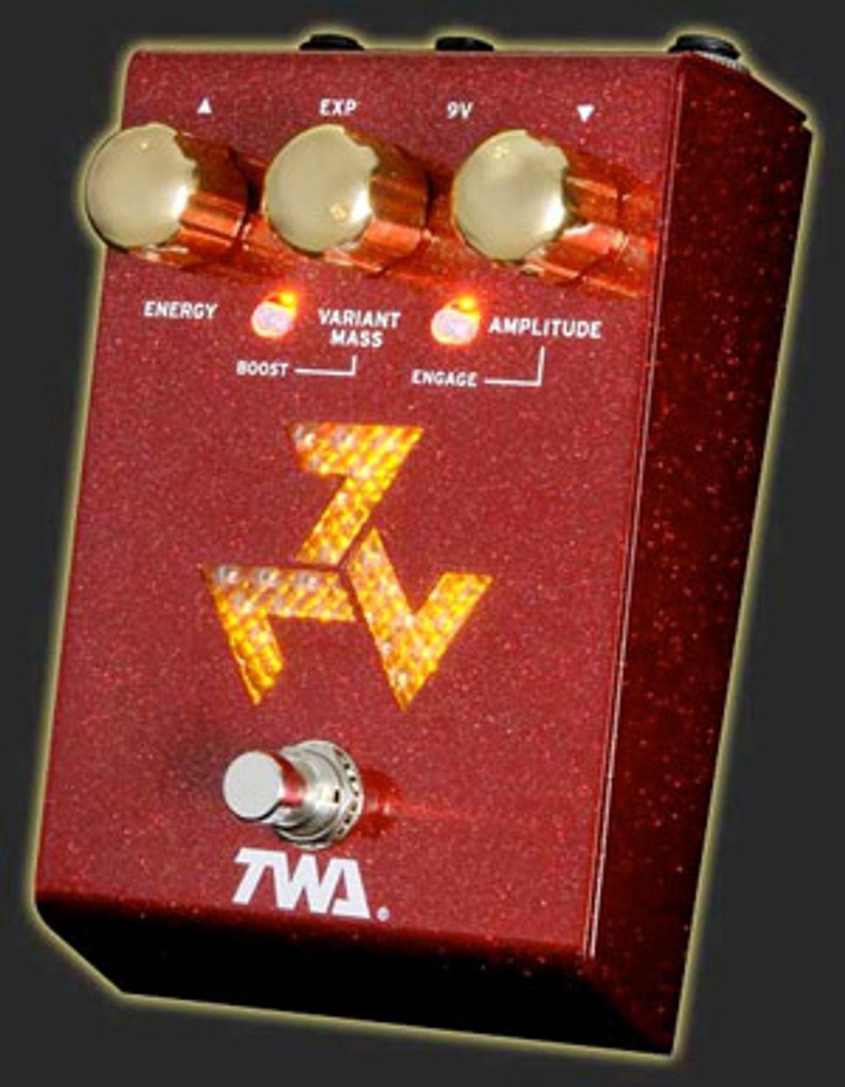 TWA Announces TK-01 Tirskelion Harmonic Energizer
