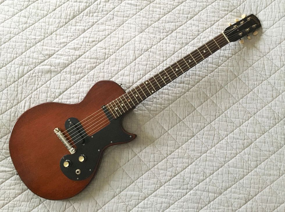 Reader Guitar of the Month: 1960s Gibson Melody Maker