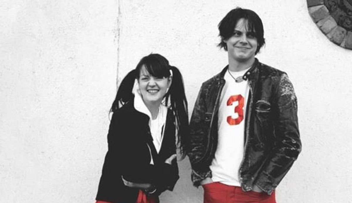 Watch a Newly Released White Stripes Performance