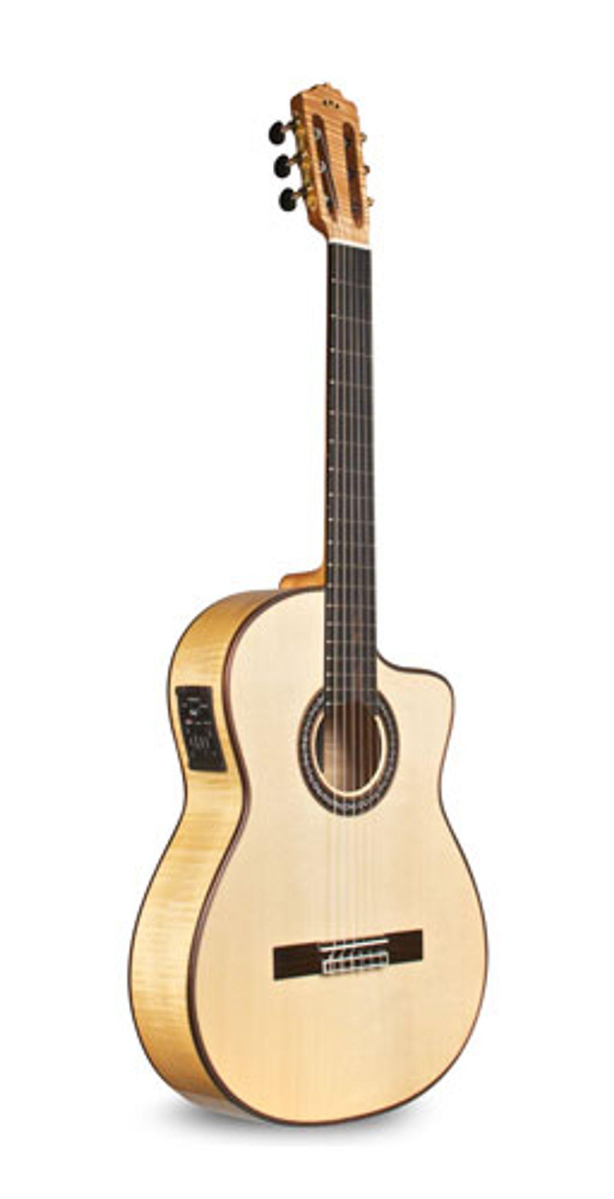 Cordoba Guitars Introduces the GK Pro Maple