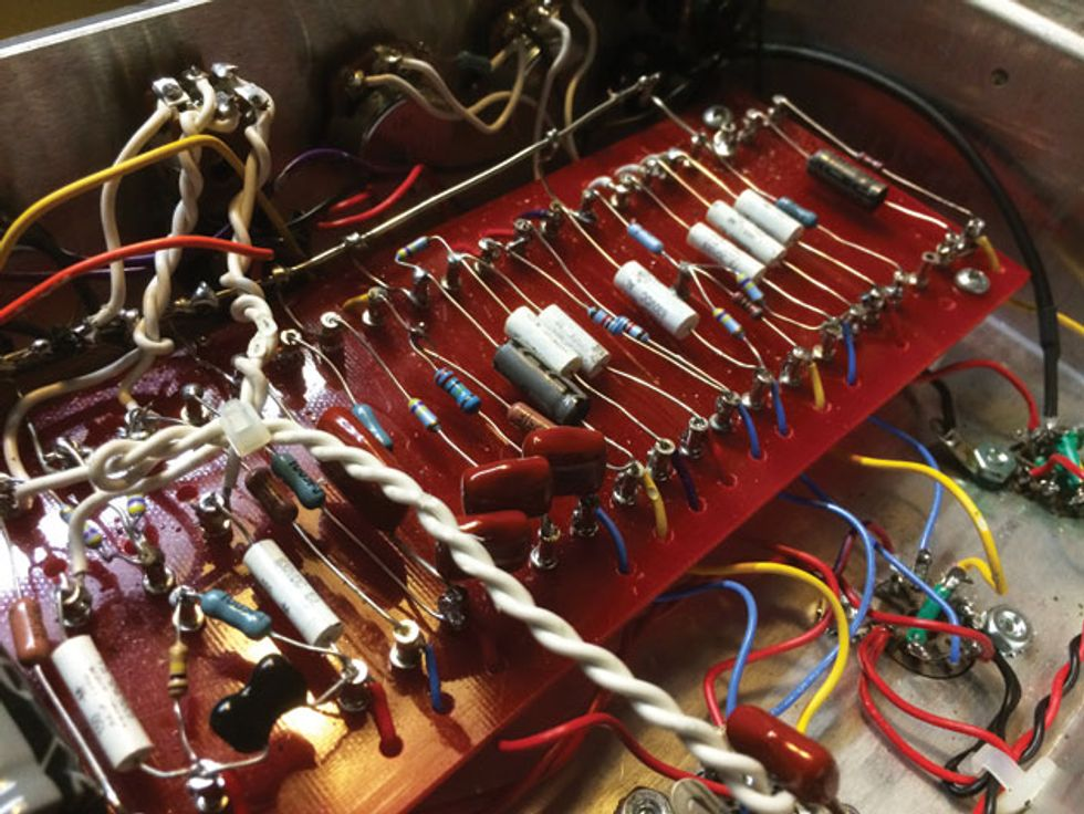 The Mean 18: British-Style 18-Watt Amp Kits from Mojotone and Tube