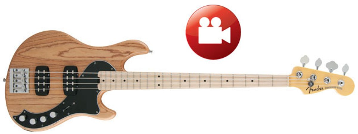 Fender Dimension Bass Review
