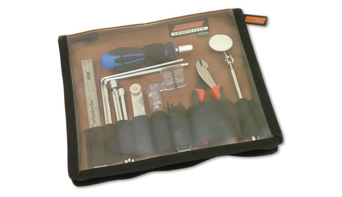 CruzTools Launches the GrooveTech Tech Kit for Acoustic Guitars
