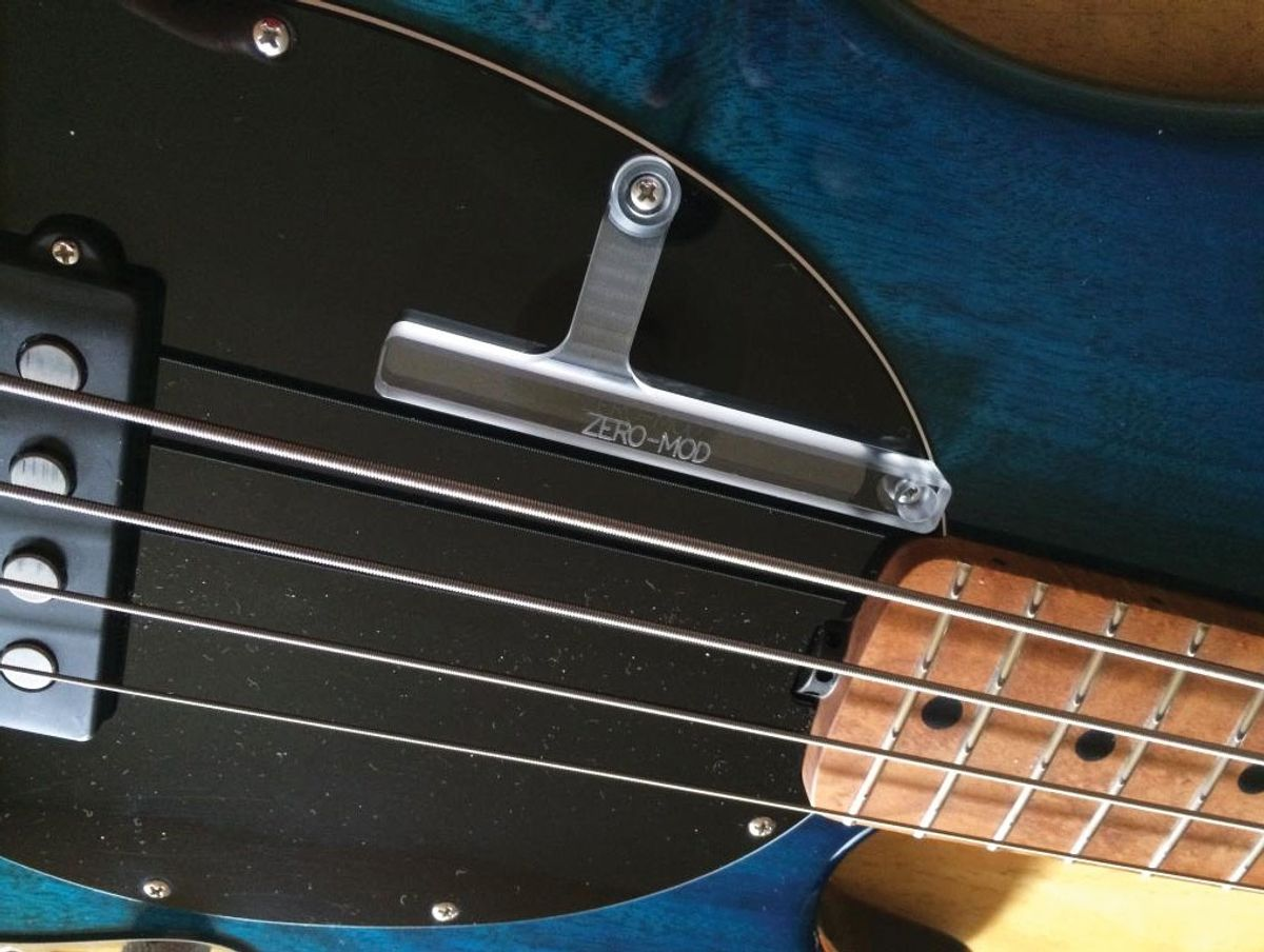 On Bass: Low-End Life Hacks, Part 3