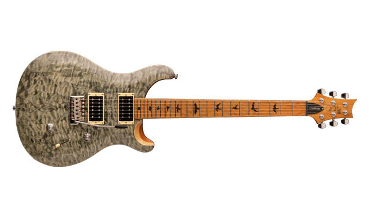 PRS Introduces Limited Run of SE Custom 24 Roasted Maple Guitars