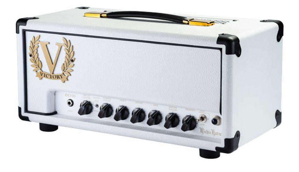 Victory Amplification Announces the Richie Kotzen RK100 Custom Limited Edition