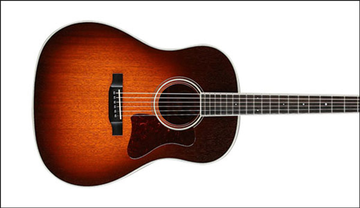 Acoustic Soundboard: The Round-Shouldered Dreadnought Revival