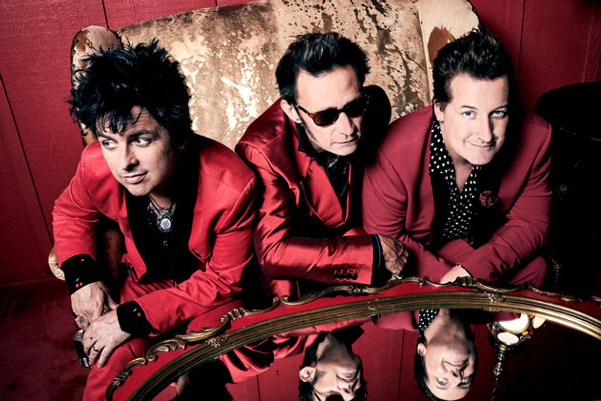 Green Day Drops New Single and Announces Stadium Tour with Weezer and Fall Out Boy