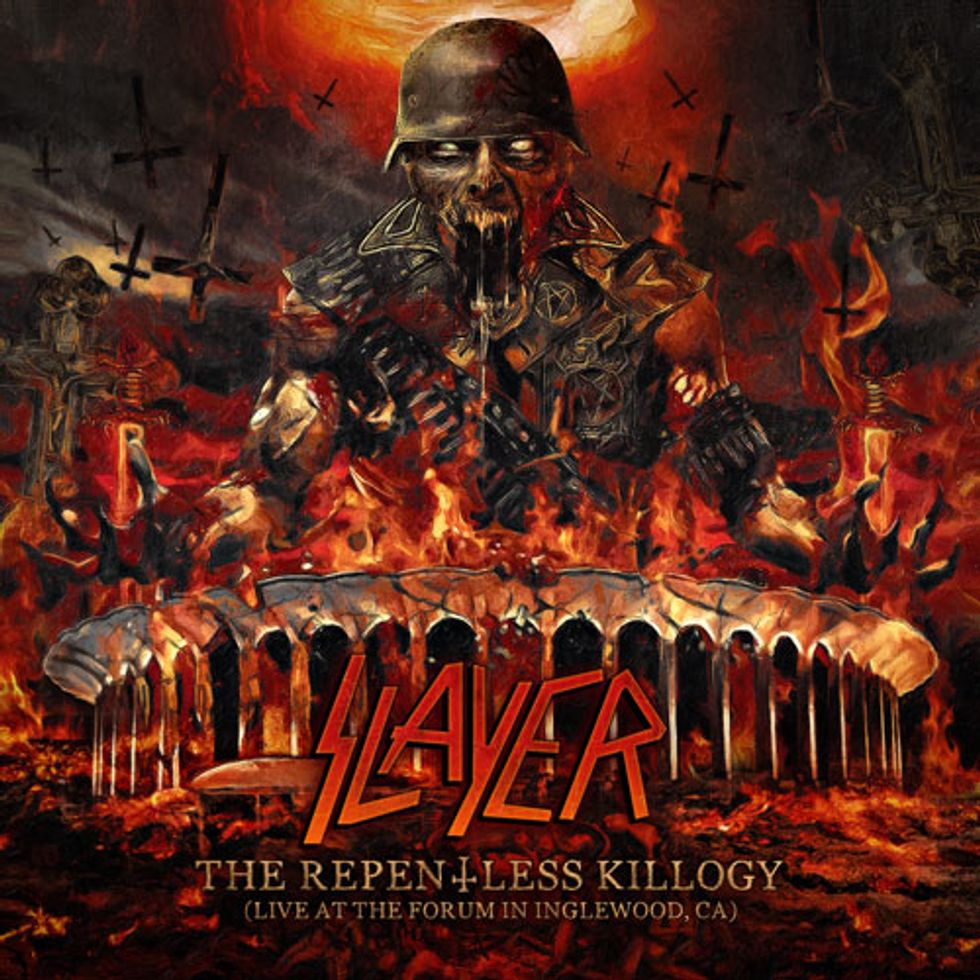 Slayer Launches 'Repentless Killogy' Movie and New Live Album