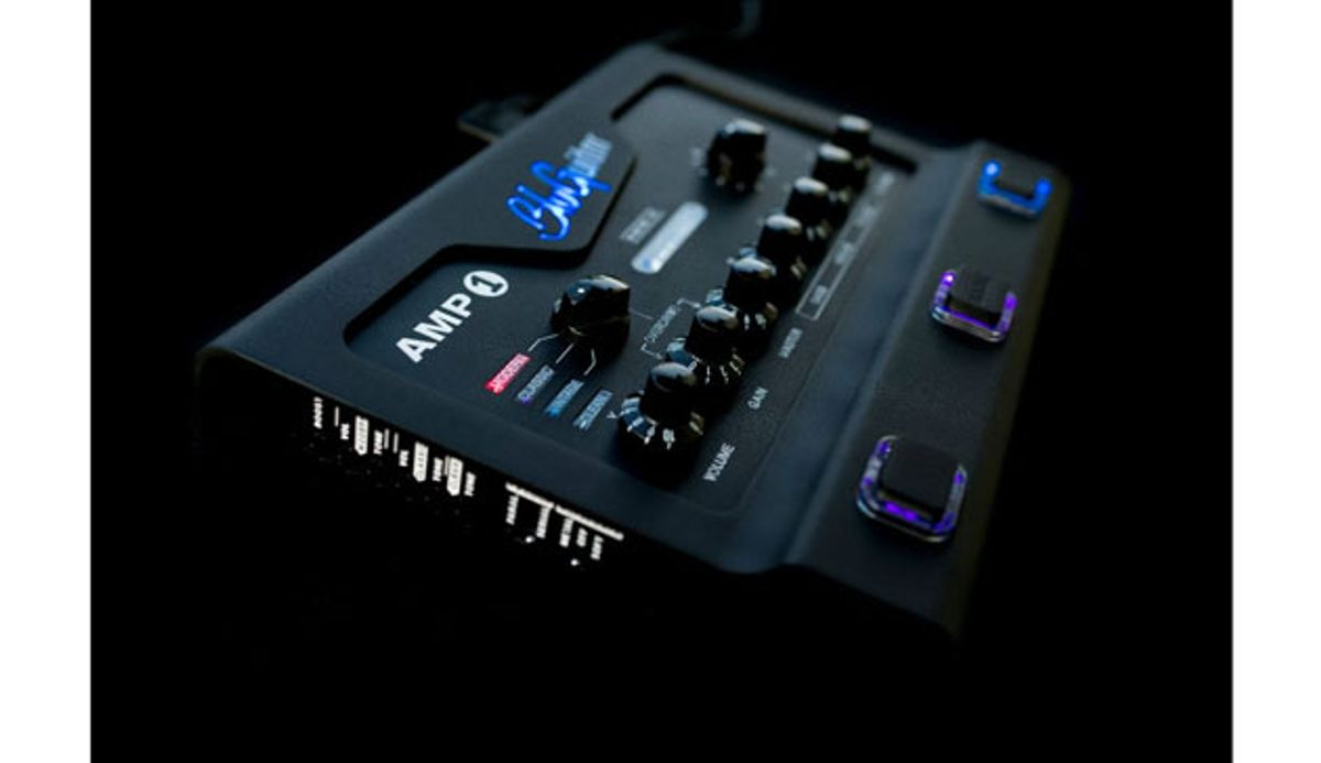 BluGuitar Presents the Amp1 Iridium Edition
