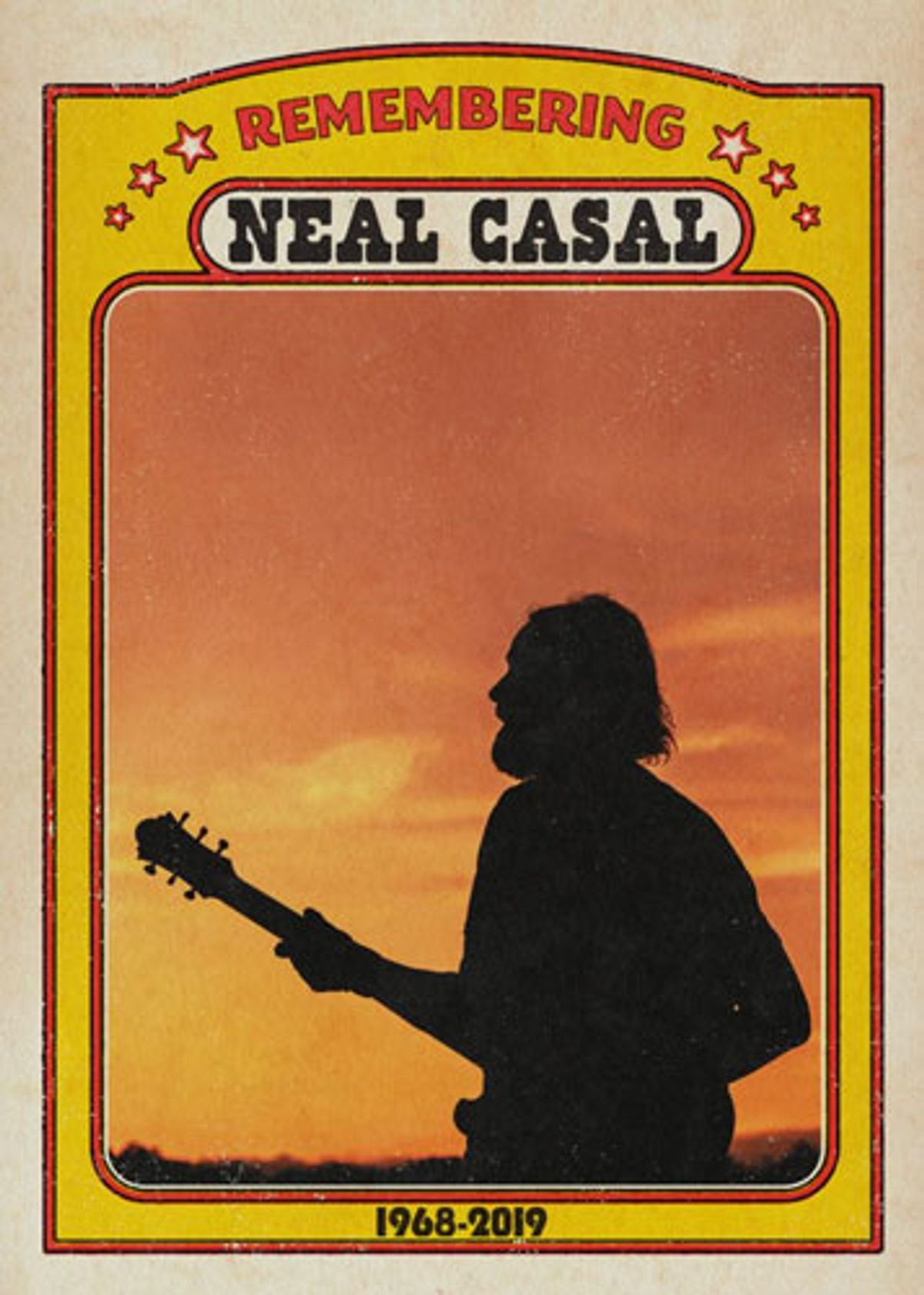 Neal Casal Memorial Concert Announced For September 25 At The Capitol Theatre