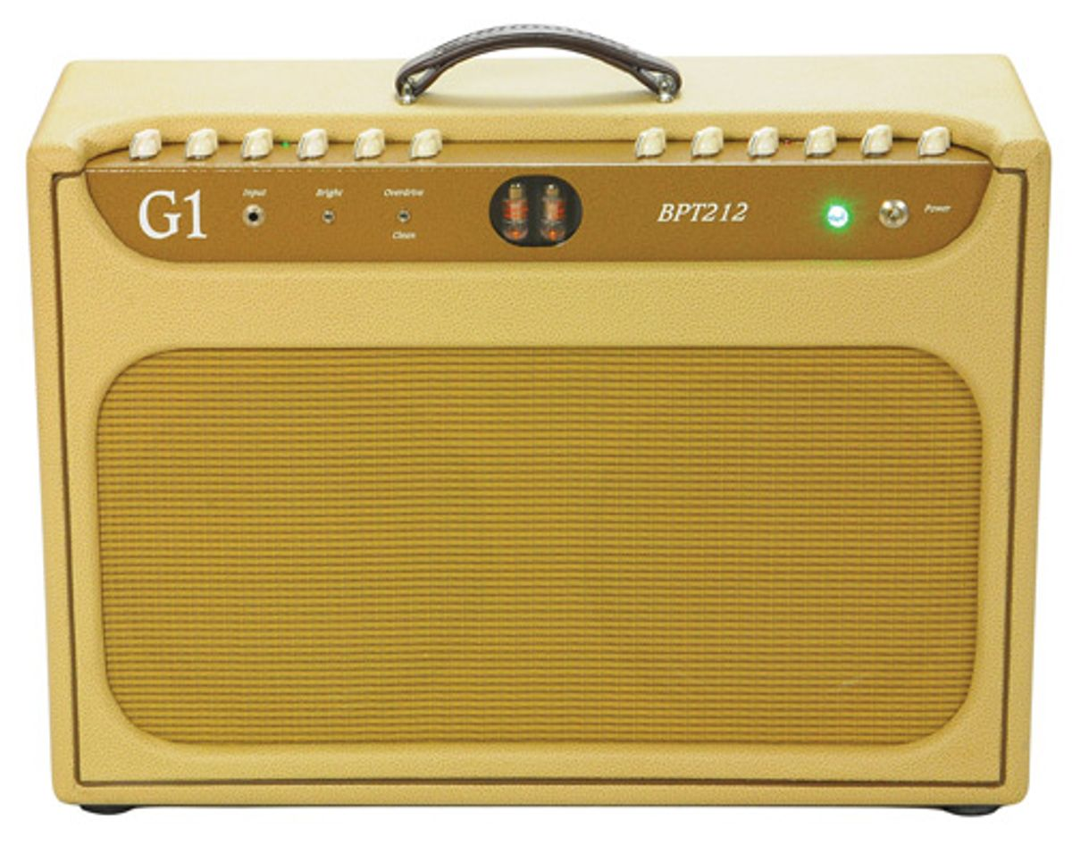 Grid 1 G1 BPT212 Combo Amp Review