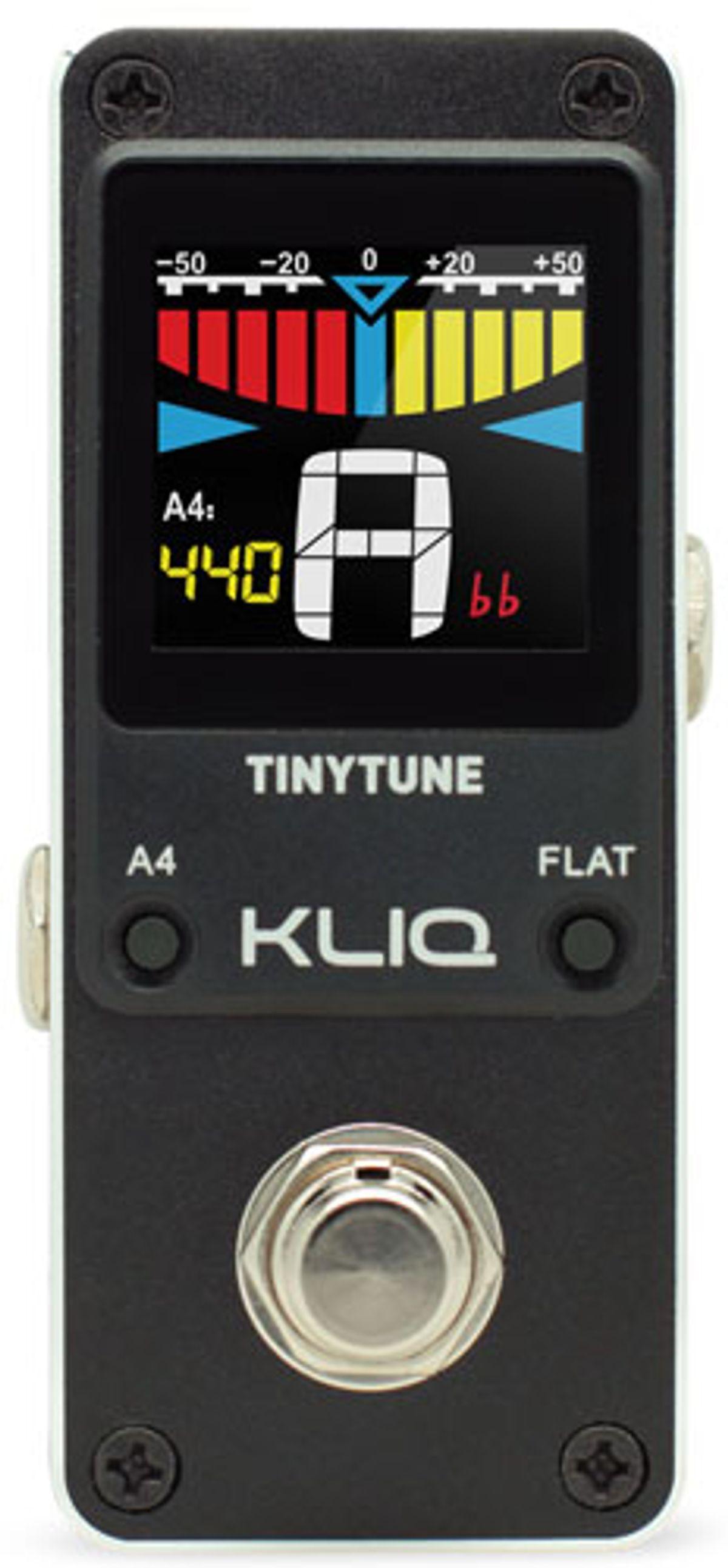 Kliq Announces the TinyTune