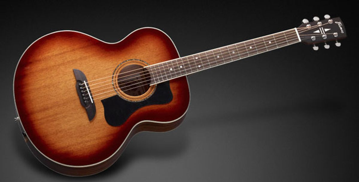 Framus Expands Legacy Acoustic Series