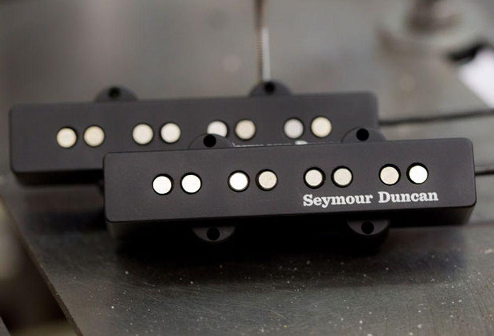 Seymour Duncan Announces the Apollo Jazz Bass Linear Humbucker ...