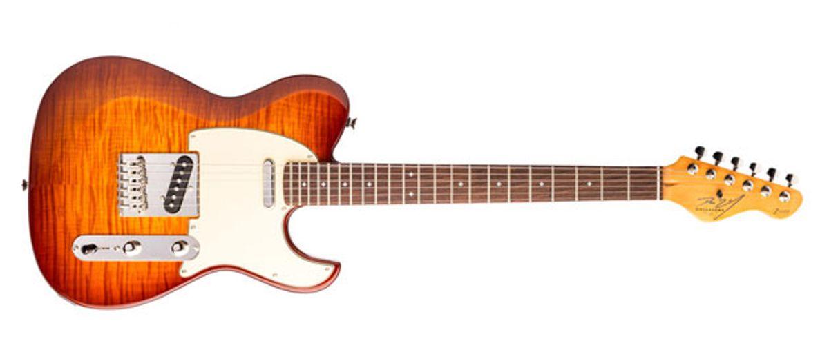 Dean Zelinsky Guitars Unveils the Dellatera