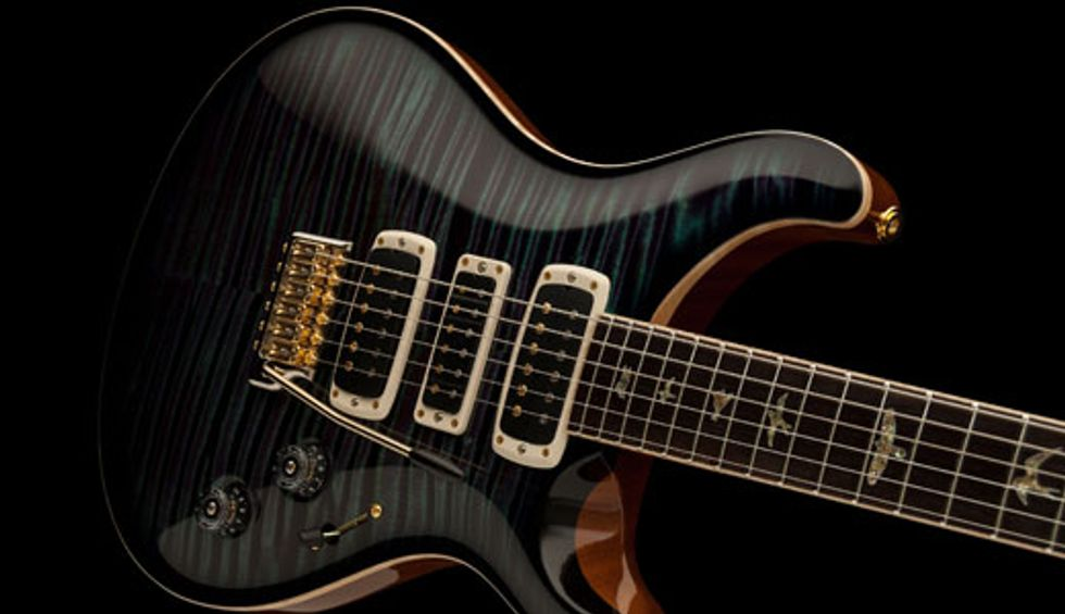 PRS Guitars Announces the 20th Anniversary Private Stock Limited ...