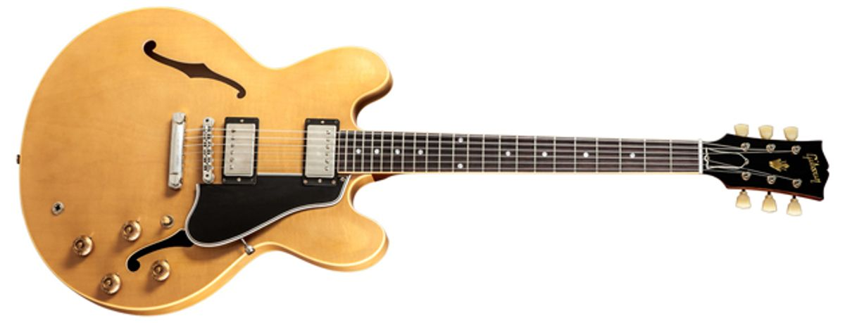 Gibson Announces Rusty Anderson Signature ES-335