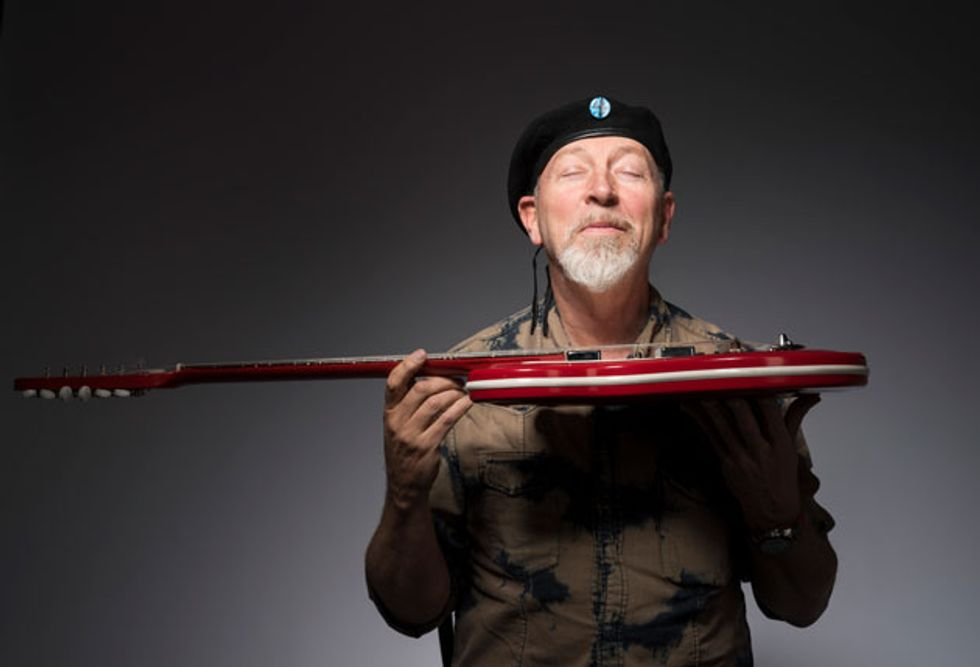 Richard Thompson: The Thinking Man's Guitar Hero