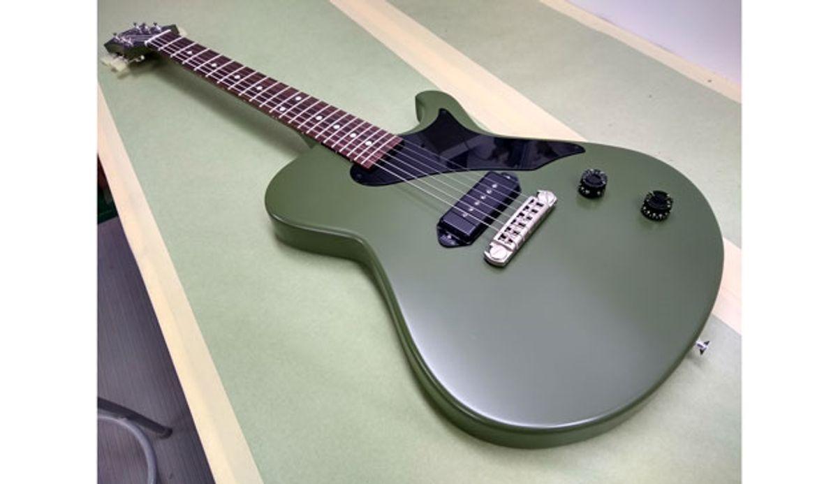 Knaggs Guitars Releases the Kenai J