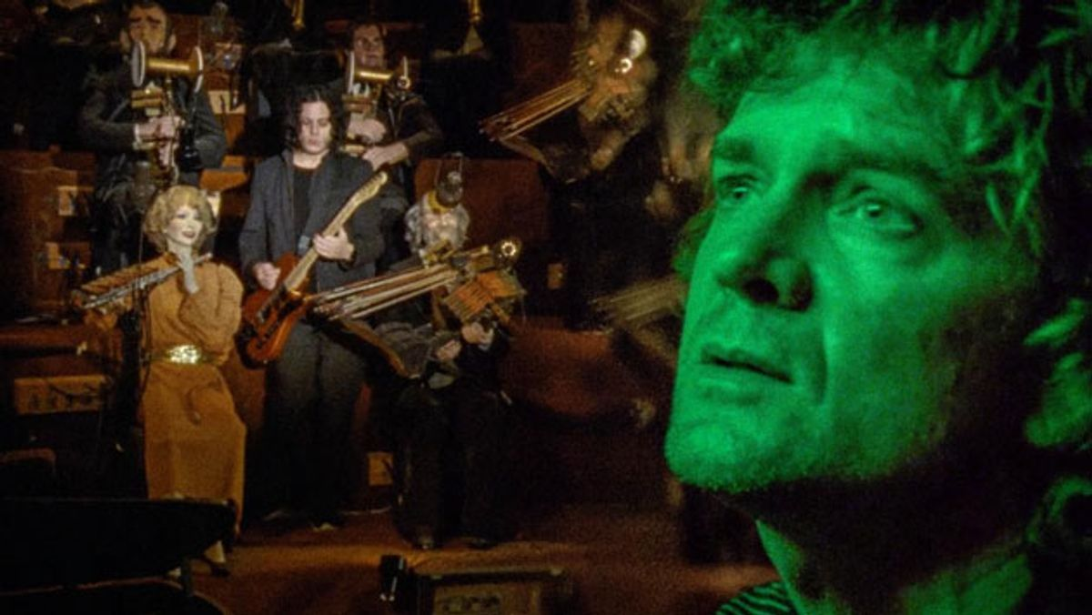 """The Raconteurs Drop Trippy New Video for """"Somedays (I Don't Feel Like Trying)"""""""
