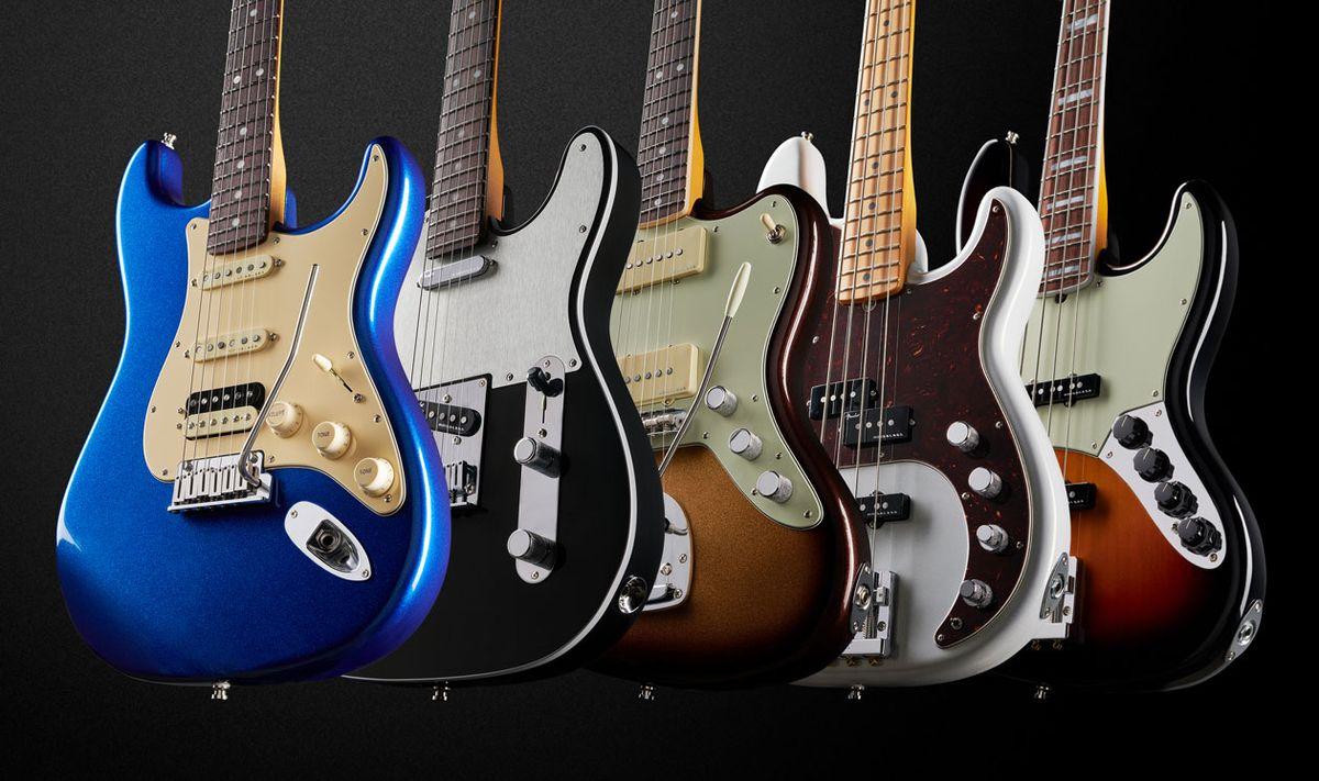 Fender Unveils American Ultra Series