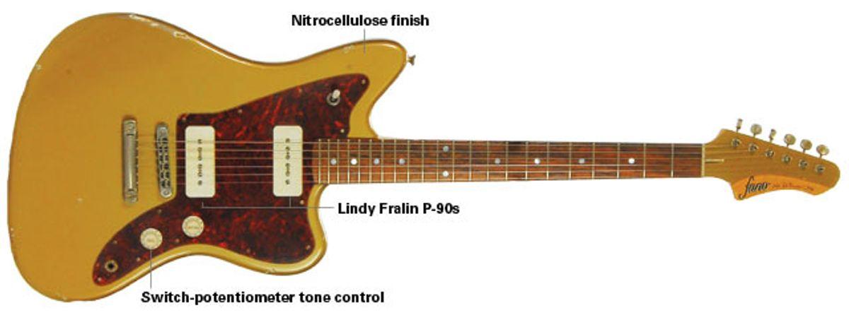 Fano Guitars JM6 Electric Guitar Review