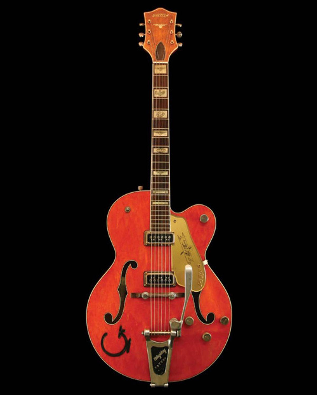 1956 Gretsch Chet Atkins Hollow Body Model 6120