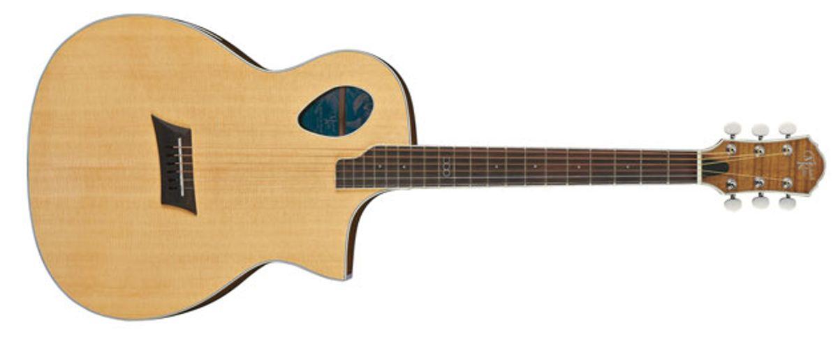 Michael Kelly Guitars Announces the Triad Acoustic Guitar Line