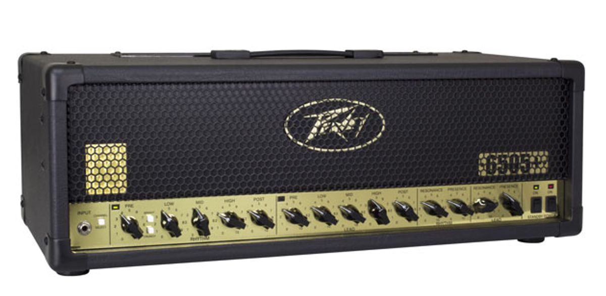 Peavey Announces the 50th Anniversary 6505+ and Classic 30 112