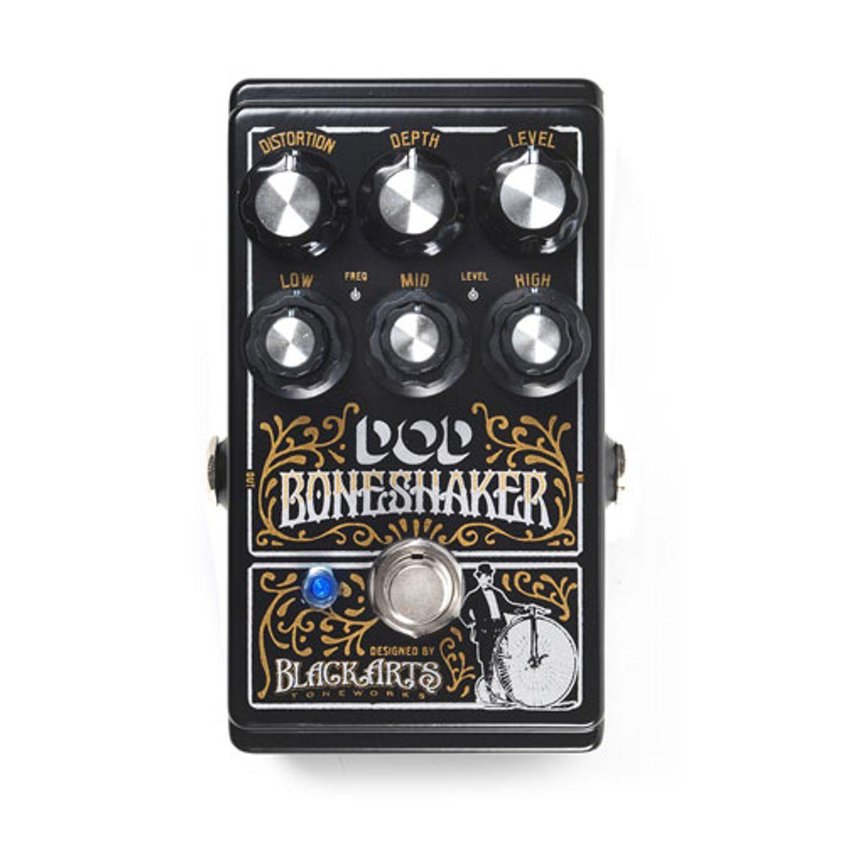 DOD Releases the Boneshaker