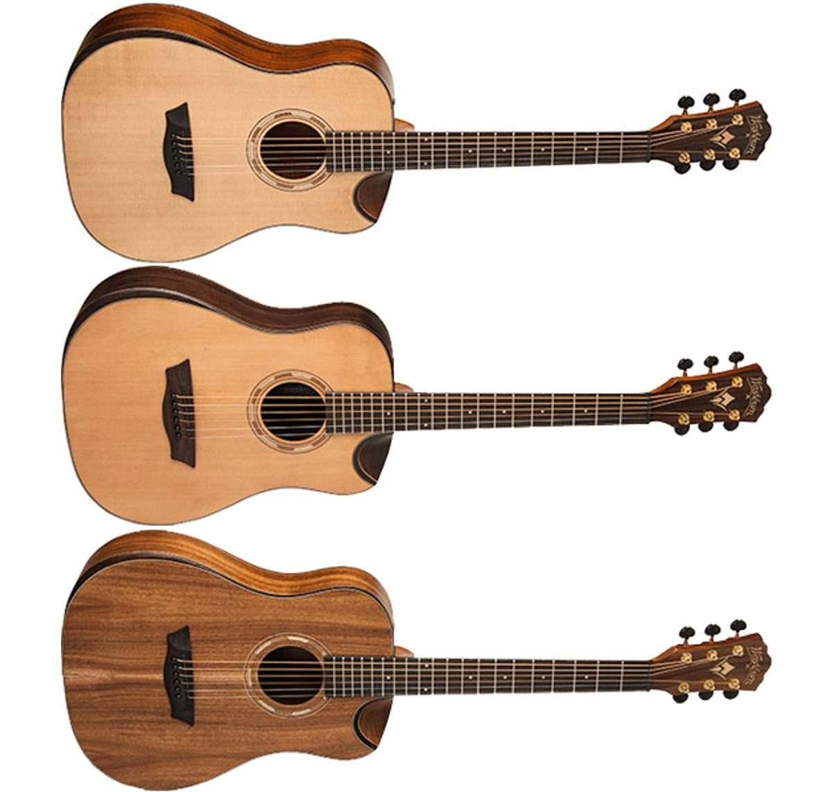 Washburn Guitars Announces Expansion of Comfort Series