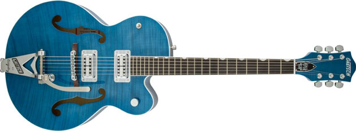 Gretsch Releases Updated Professional Collection Brian Setzer Guitars