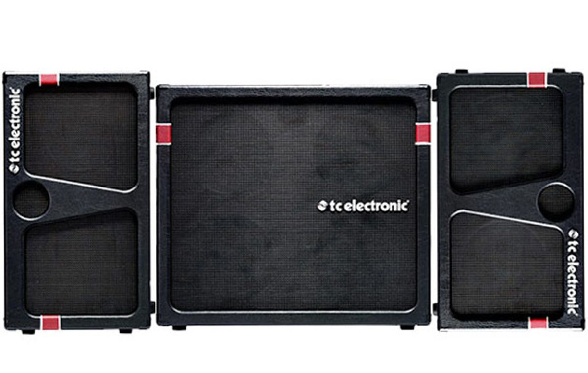 TC Electronic Introduces K-Series Bass Cabinets
