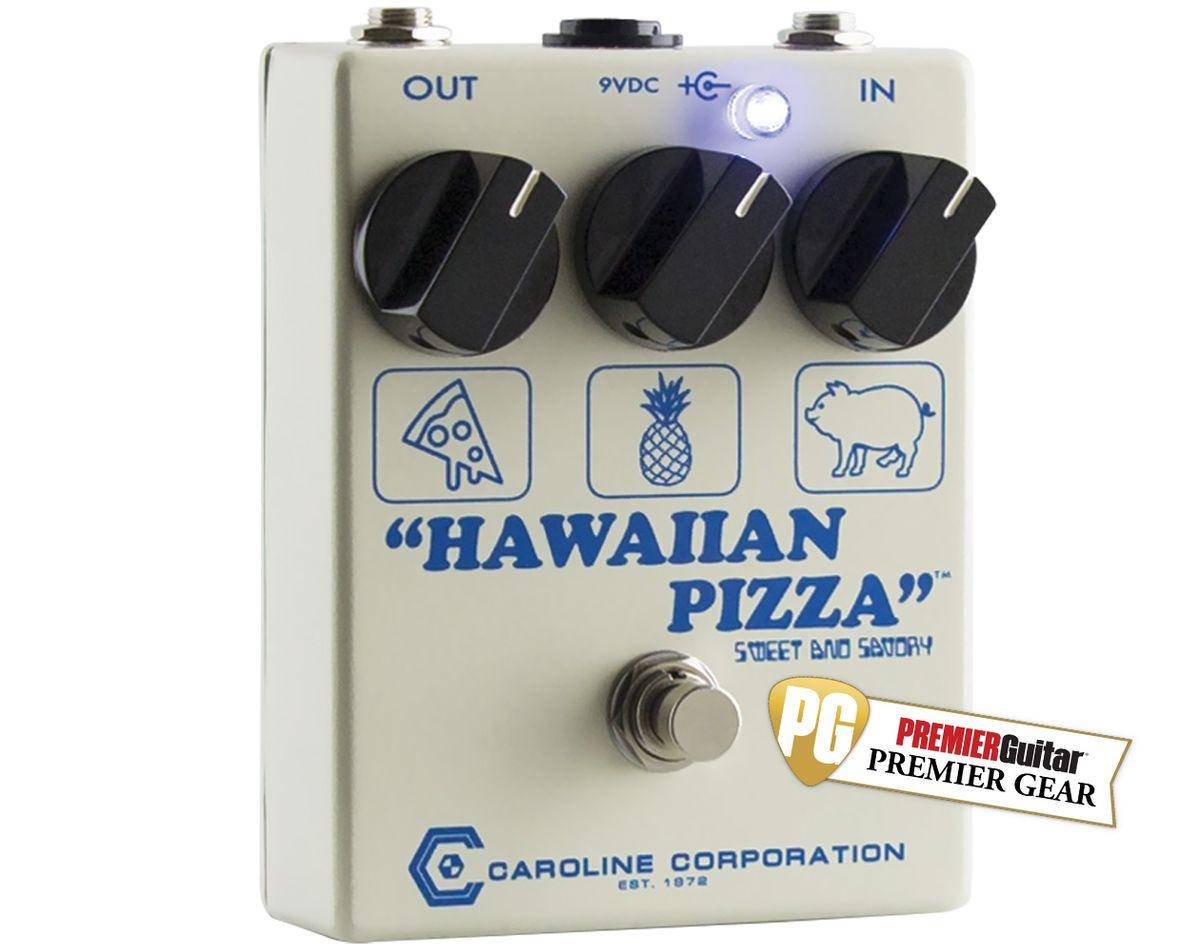 Caroline Hawaiian Pizza Review