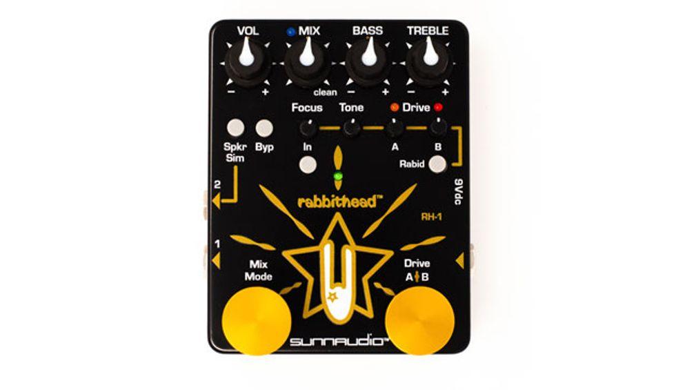 Sunnaudio Releases the Rabbithead RH-1