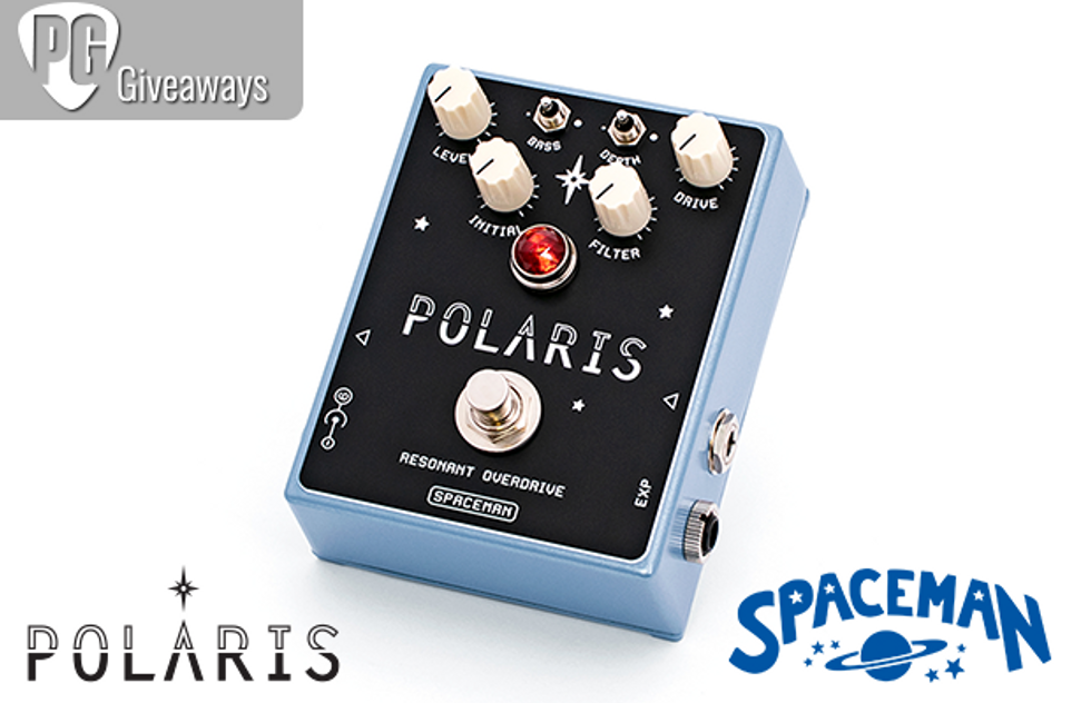 Spaceman Polaris
