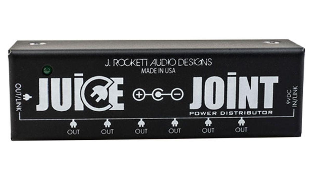 J Rockett Audio Designs Releases the Juice Joint