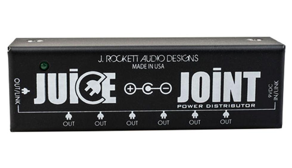 J Rockett