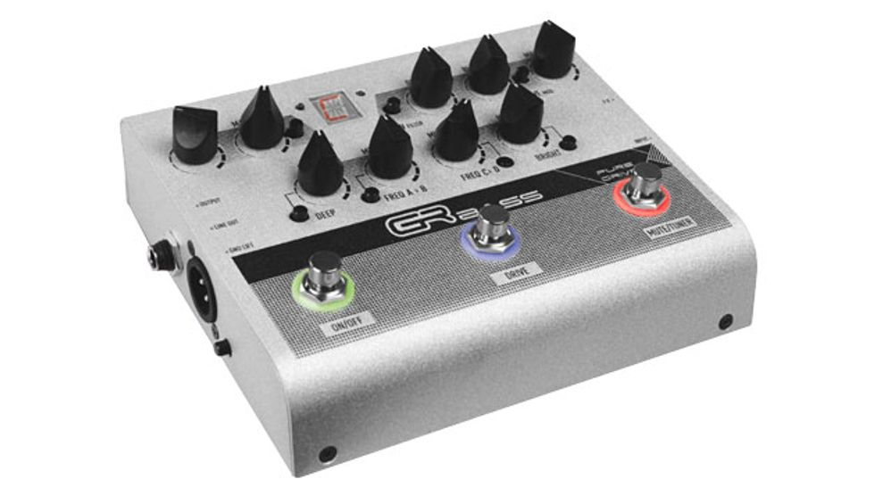 GR Bass Unveils the Pure Drive