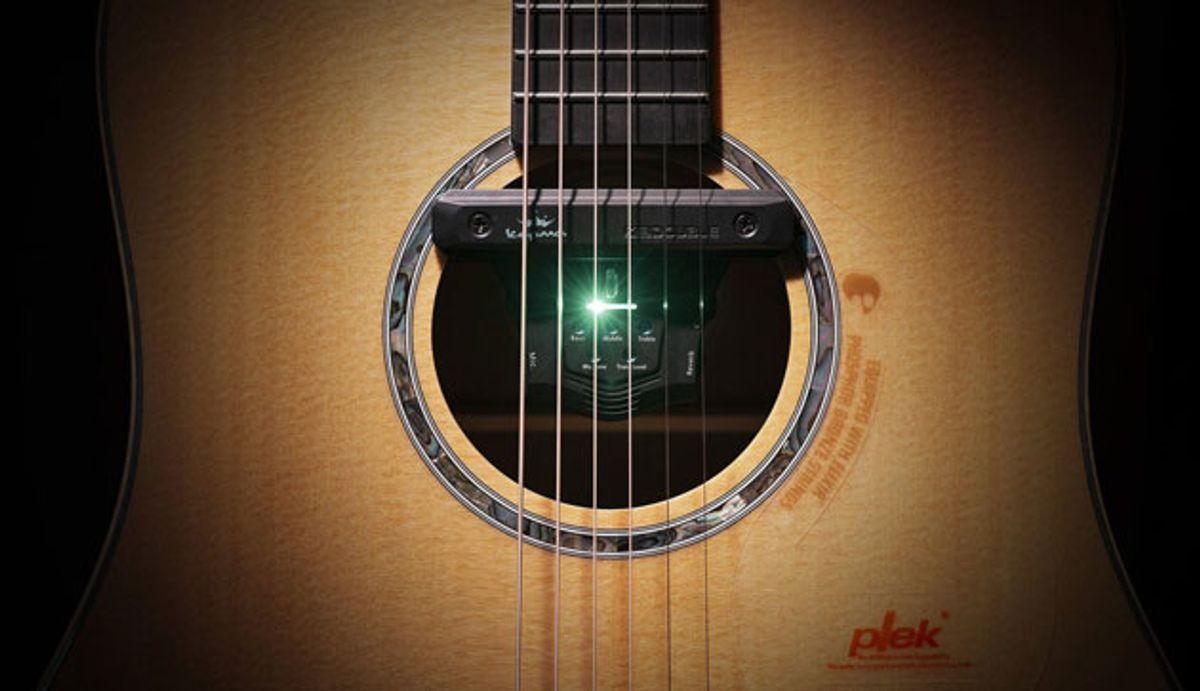 Kepma Guitar Company Introduces the AcoustiFex GO Pickup