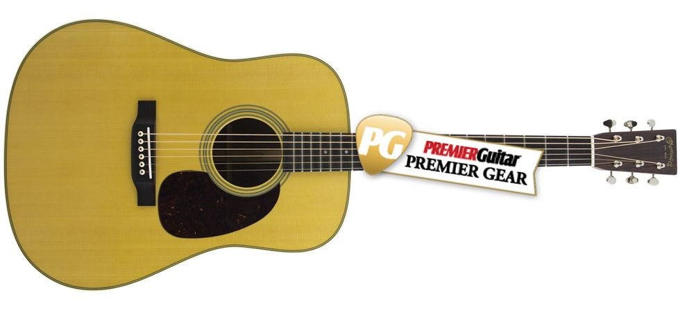 Martin D 28 2017 Review Premier Guitar